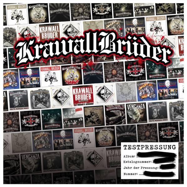 KrawallBrüder - Testpressung