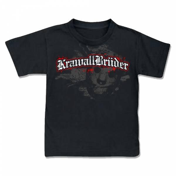 KrawallBrüder - Jason, Kinder T-Shirt [schwarz]