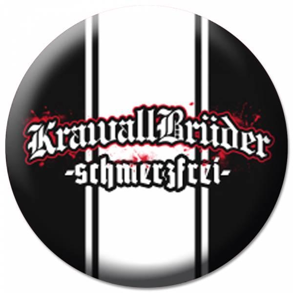 KrawallBrüder - Schmerzfrei, Button